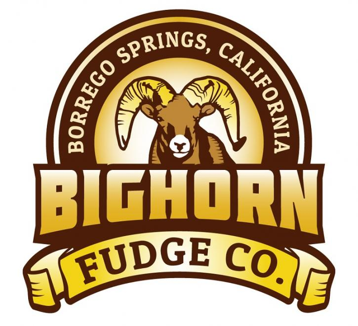 Bighorn Fudge Co. Logo