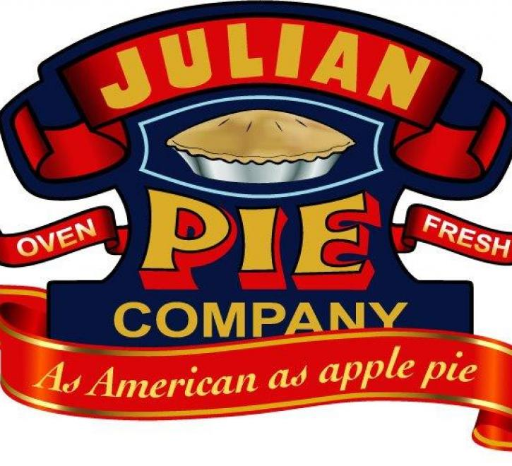 Featuring Julian Pie Company Pies