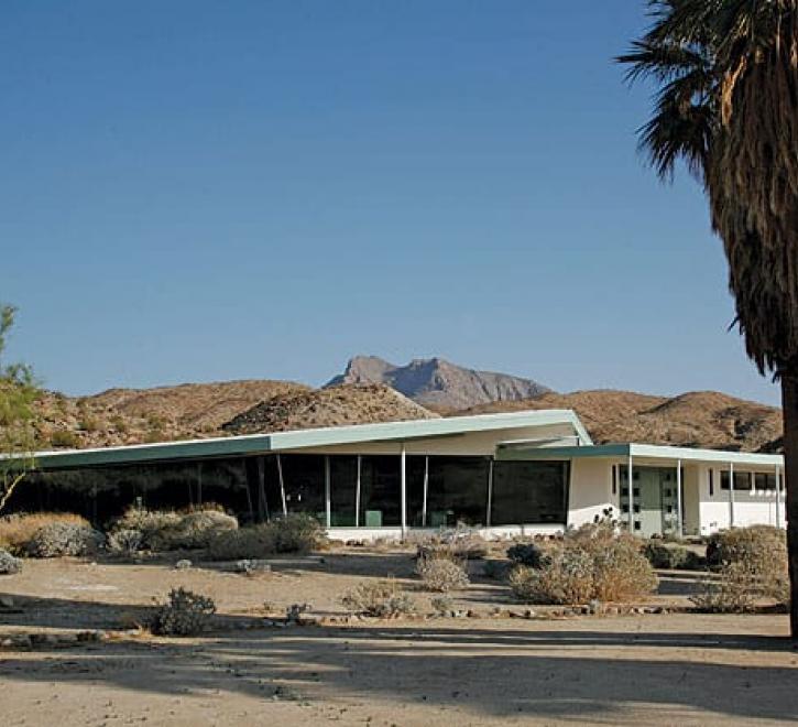 Steele Burnand Anza Borrego Desert Research Center The